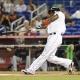 Miami Marlins third baseman Hanley Ramirez
