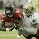 Atlanta Falcons wide receiver Harry Douglas