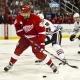 Detroit Red Wings forward Henrik Zetterberg
