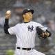 New York Yankees pitcher Hiroki Kuroda