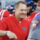 Former Ole Miss head coach Hugh Freeze