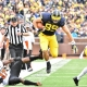 Michigan Wolverines tight end Ian Bunting
