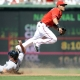 Washington Nationals shortstop Ian Desmond