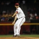 Arizona Diamondbacks starting pitcher Ian Kennedy