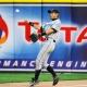 Seattle Mariners right fielder Ichiro Suzuki