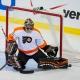 Philadelphia Flyers goalie Ilya Bryzgalov