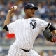 New York Yankees starting pitcher Ivan Nova
