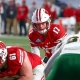 Jack Coan Wisconsin Badgers