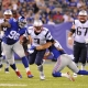 New England Patriots Quarterback Jacoby Brissett