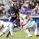 TCU Horned Frogs wide receiver Jaelan Austin