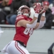 Wisconsin Badgers tight end Jake Ferguson