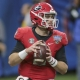 Jake Fromm Georgia Bulldogs