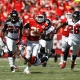Kansas City Chiefs running back Jamaal Charles