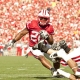 Wisconsin Badgers running back James White