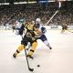 Boston Bruins right wing Jaromir Jagr