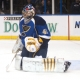 St. Louis Blues goalie Jaroslav Halak
