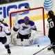 St. Louis Blues goalie Jaroslav Halak