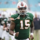 University of Miami Hurricanes Quarterback Jarren Williams