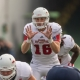 Florida Atlantic Owls quarterback Jason Driskel