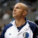 Dallas Mavericks guard Jason Kidd.