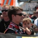 Sprint Cup Series driver Jeff Gordon