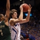 Kansas Jayhawks center Jeff Withey