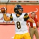 Hamilton Tiger-Cats Quarterback Jeremiah Masoli