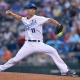 Kansas City Royals starting pitcher Jeremy Guthrie