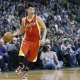 Houston Rockets point guard Jeremy Lin