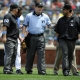 MLB umpire Jerry Crawford