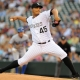 Colorado Rockies starting pitcher Jhoulys Chacin