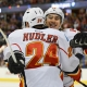 Calgary Flames Right Wing Jiri Hudler