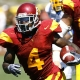 USC running back Joe McKnight.