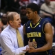 Michigan Wolverines head coach John Beilein