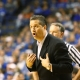 University of Kentucky coach John Calipari