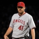 John Lackey will give the Angels a boost when he returns from injury to the struggling team in May.