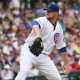 Chicago Cubs starting pitcher Jon Lester