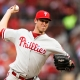 Philadelphia Phillies starting pitcher Jonathan Pettibone