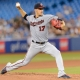 Minnesota Twins Starting pitcher Jose Berrios