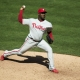 Philadelphia Phillies relief pitcher Jose Contreras