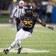 West Virginia Mountaineers RB Justin Crawford