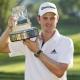 PGA golfer Justin Rose