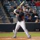 Braves outfielder Justin Upton
