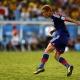 Keisuke Honda Japan Soccer