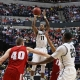 Michigan State Spartans guard Keith Appling