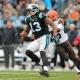 Carolina Panthers wide receiver Kelvin Benjamin