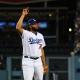 Los Angeles Dodgers pitcher Kenley Jansen