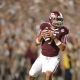 Texas A&M Aggies quarterback Kenny Hill