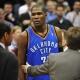 Oklahoma City Thunder guard Kevin Durant