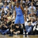 Oklahoma City Thunder small forward Kevin Durant